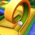 Mini Golf in Retro Star City