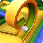 Mini Golf 3D Star City Icon
