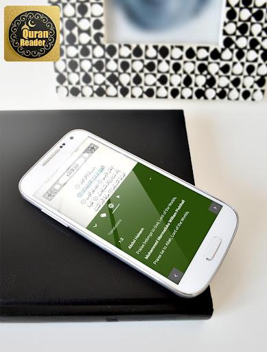 Quran Reader pro , Read and listen Full Quran app (apk) free