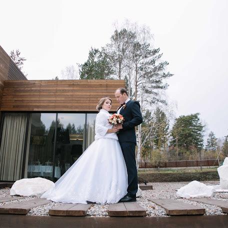 Wedding photographer Nataliya Kazakova (NataliaKazakova). Photo of 06.02.2018