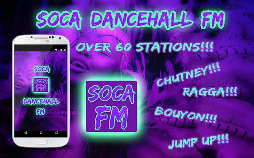 Soca Dancehall FM