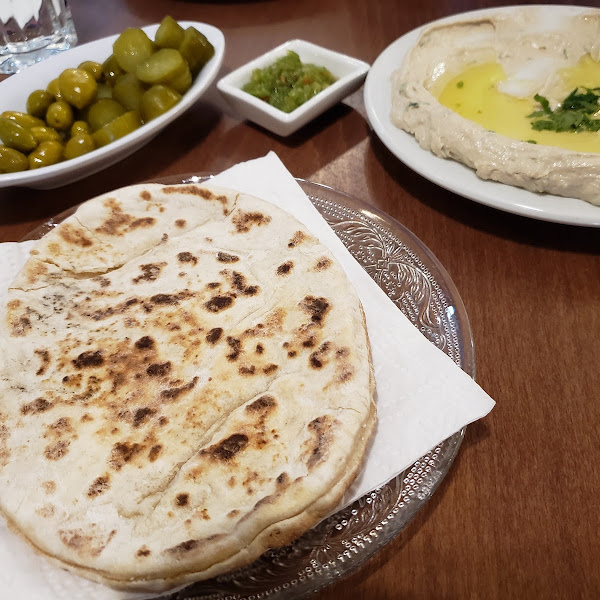Photo from Ein ElWadi Restaurant
