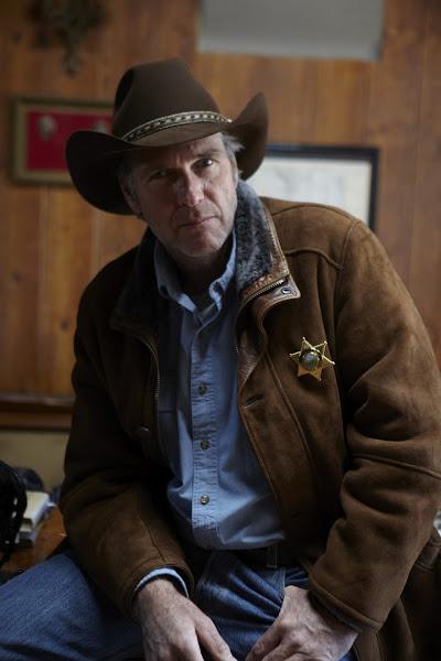 Photo: Robert Taylor as Walt Longmire