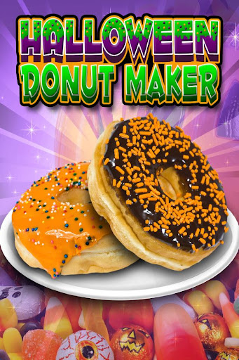 Halloween Donut Maker - Kids
