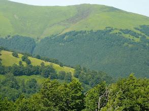 Photo: Kárpáti főgerinc. A Tatár-hágónál