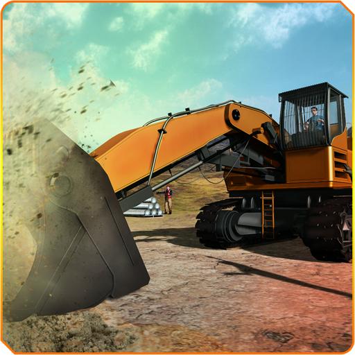 Road Construction Simulator 17