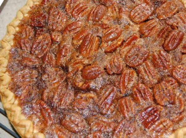 Easy Pecan Pie Recipe Just A Pinch Recipes