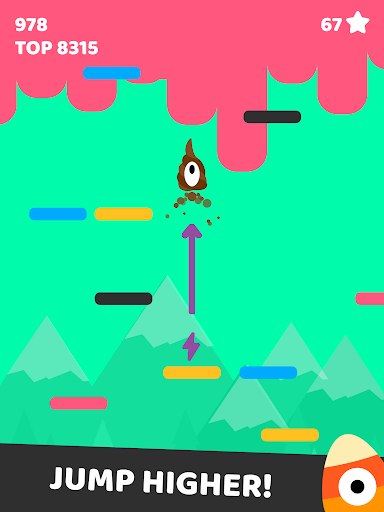 Jelly Jump: Kawaii Colors - screenshot