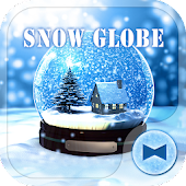winter Wallpaper-Snow Globe