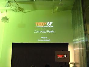 Photo: TEDxSF Oct 2013