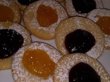 Kolaczki - the Greatest Polish Cookie