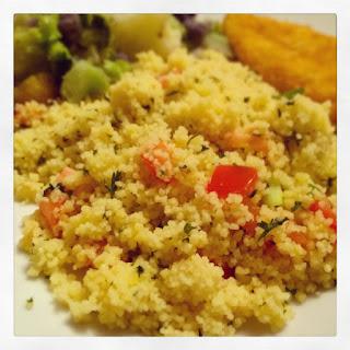 Lemon Tomato Couscous Recipes