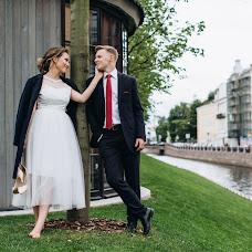 Bröllopsfotograf Liza Medvedeva (Lizamedvedeva). Foto av 11.01.2018