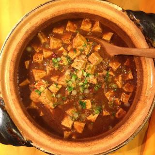 Mabo Tofu.