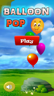 Balloon Pop screenshot