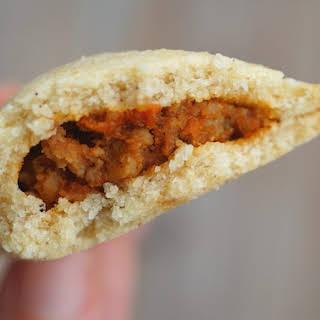 Low Carb Empanadas, Vegan.