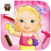 Sweet Baby Girl Beauty Salon 2