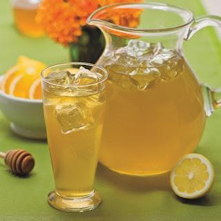 Green Tea Citrus Sangria Recipe