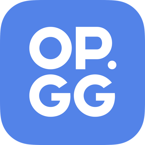 OP.GG for League/ PUBG/ Overwatch Icon