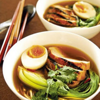 Hot And Sour Noodle Soup.