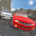 Prison Escape Police Car Chase icon