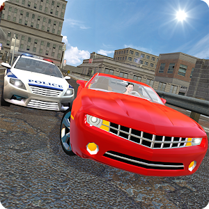 Prison Escape Police Car Chase for PC and MAC