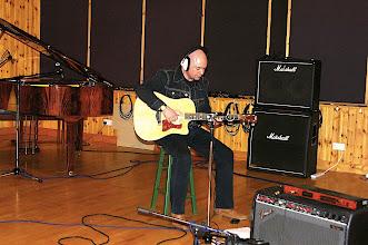 Photo: Recording - Axis Sheffield