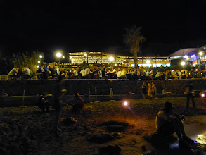 Photo: Social event on the Paradise Bay Lido