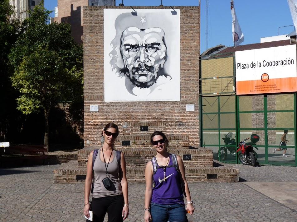 Monumento al Che Guevara Rosario