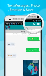Free video calls and chat App Download For Android 3