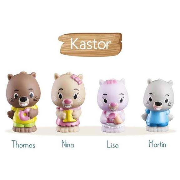 Contenido de Klorofil 700303 Familia Kastor