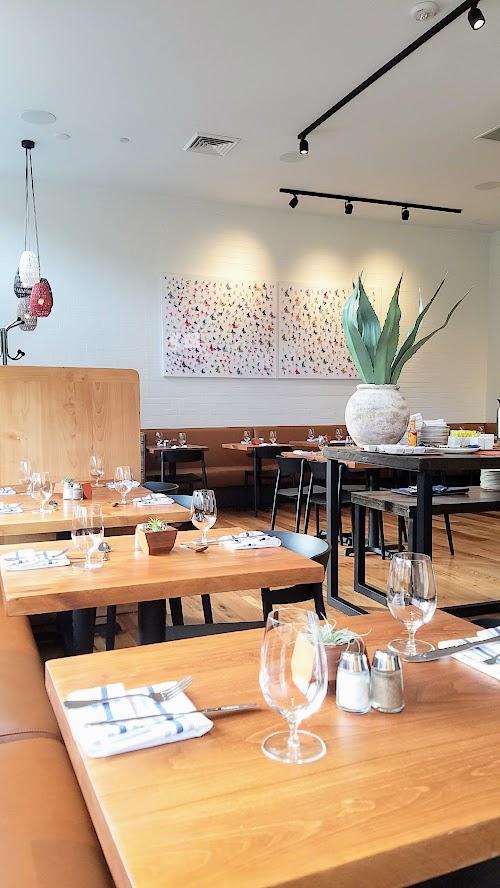 The Alto Bajo restaurant interior