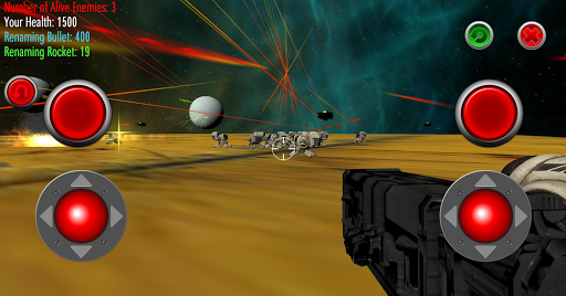 Robot Wars - Star Scene Droid Version 5 screenshots 2