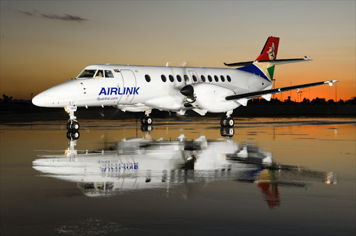 Airlink jet Picture Credit: flyairlink.com