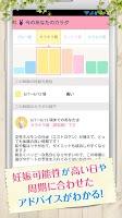 Screenshot of ルナルナLite:無料で生理/排卵日予測!生理日管理アプリ