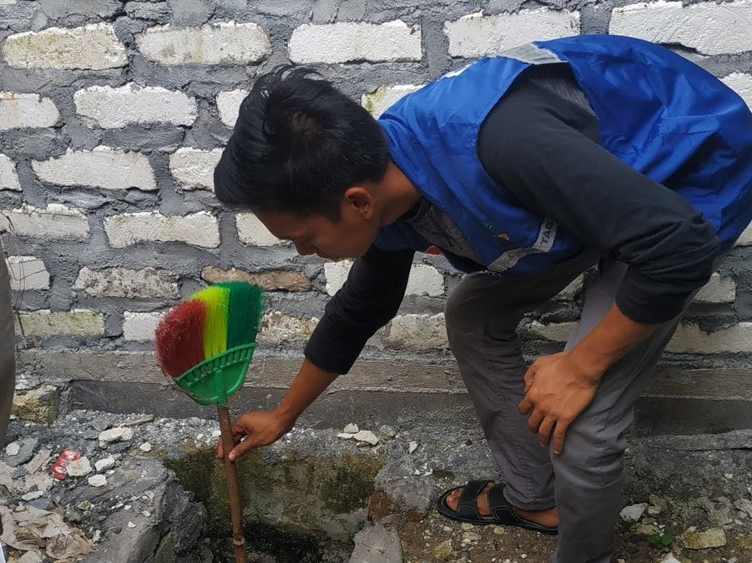 Balita Di Sampang Tewas Di Selokan Depan Rumahnya