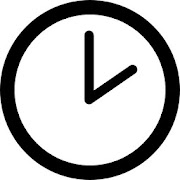 App Custom Clock (Date, Seconds Time Widget) APK for Windows Phone