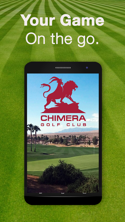 Chimera Golf Club- screenshot