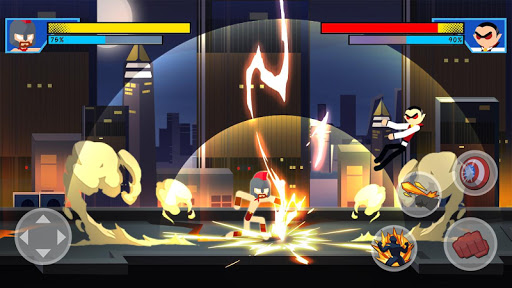 Stick Super: Hero screenshot 6