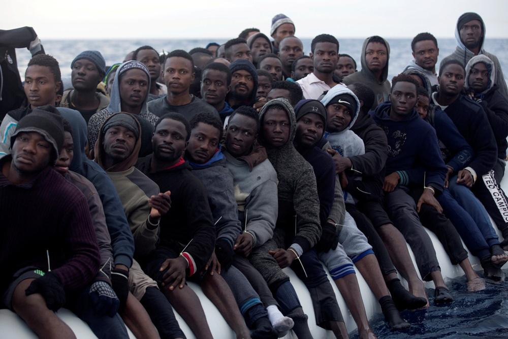 'N Migrerende gesin se frustrerende stryd om Europa te bereik