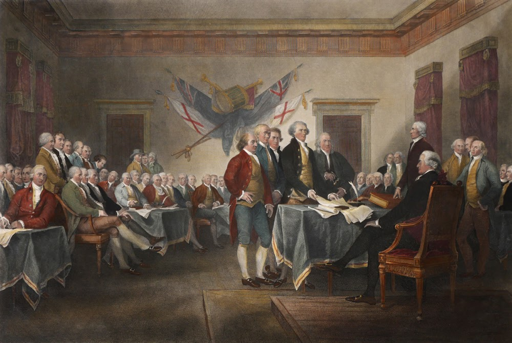 The Declaration of Independence: hate speech?
