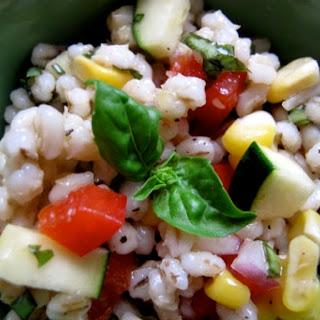 Summer Barley Salad Recipe