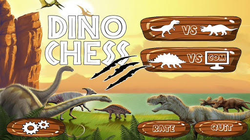 玩棋類遊戲App 恐龍西洋棋 Dino Chess For Kids免費 APP試玩