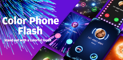 Color Phone Flash - Call Screen Theme, Call Flash - Apps on