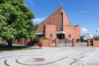 Photo: Kościół pod wezwaniem Matki Bożej Różańcowej w Chrzanowie