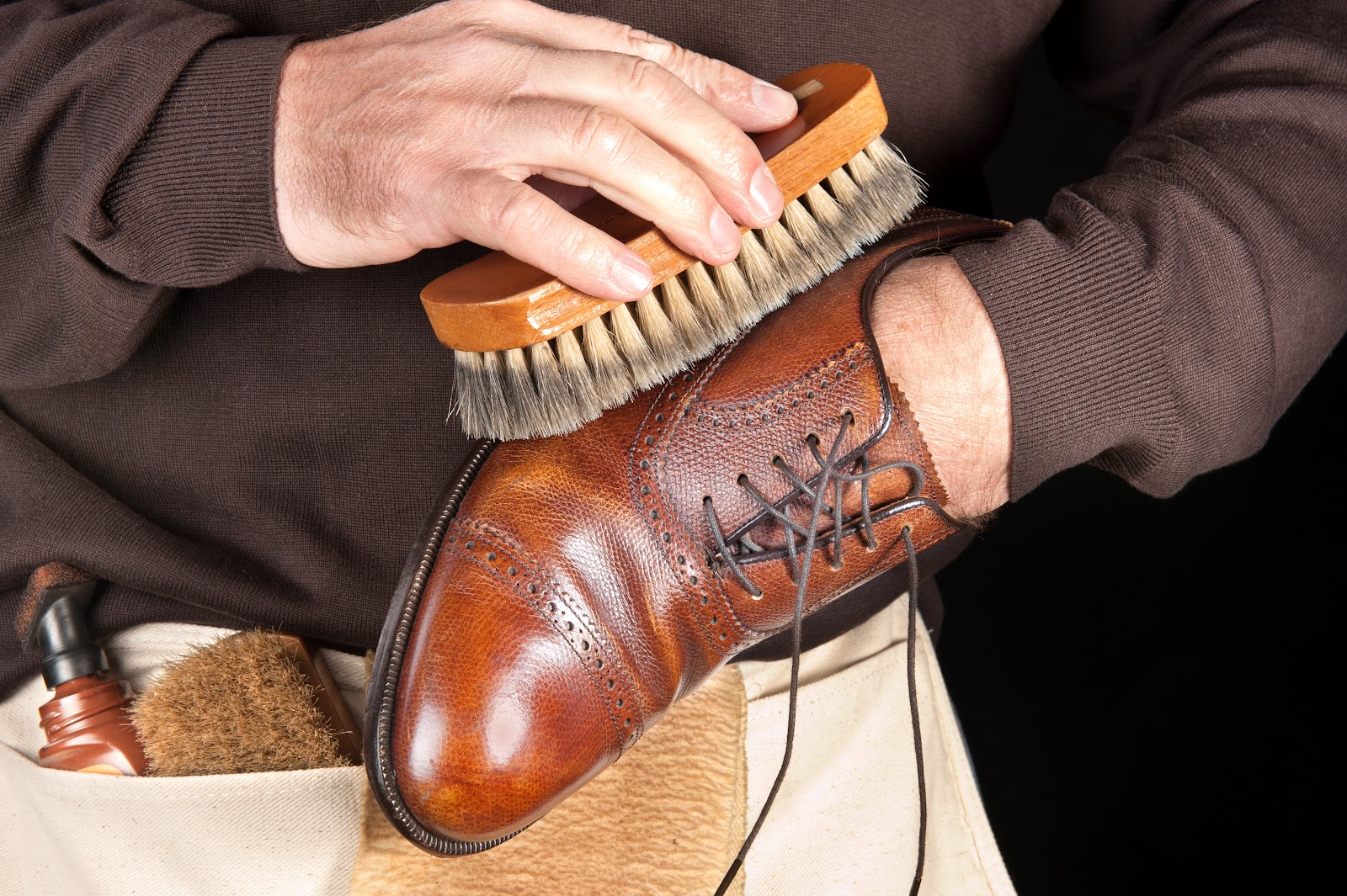 Clean Italian Leather