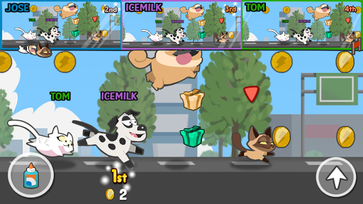 Pets Race - Fun Multiplayer PvP Online Racing Game Android app 20