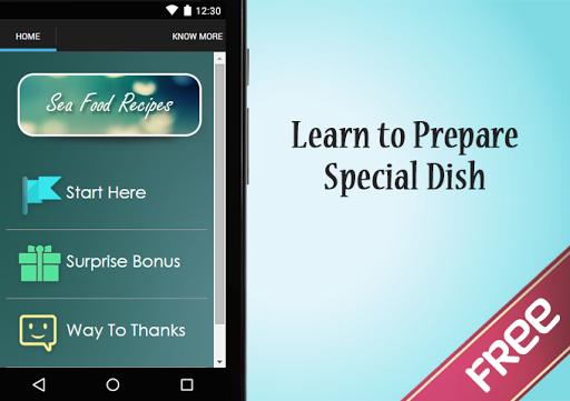 Sea Food Recipes Guide