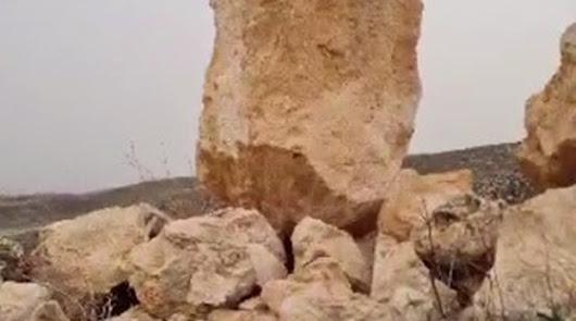 Hallan unas construcciones funerarias desconocidas en Huércal de Almería