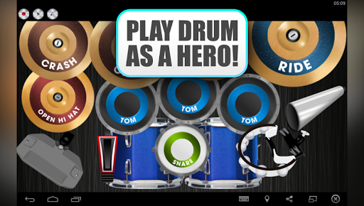 Virtual Drum screenshot